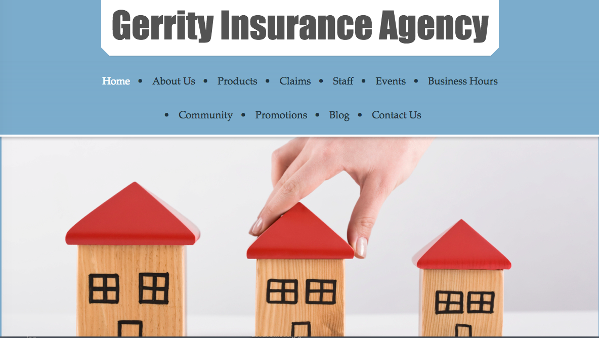 SEO for Gerrity Insurance Agency in Wayne Pa 1